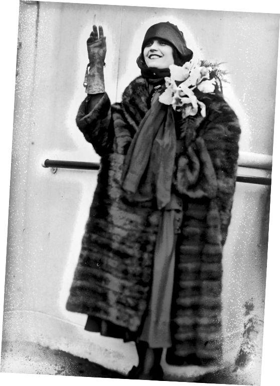 1927 फर कोट