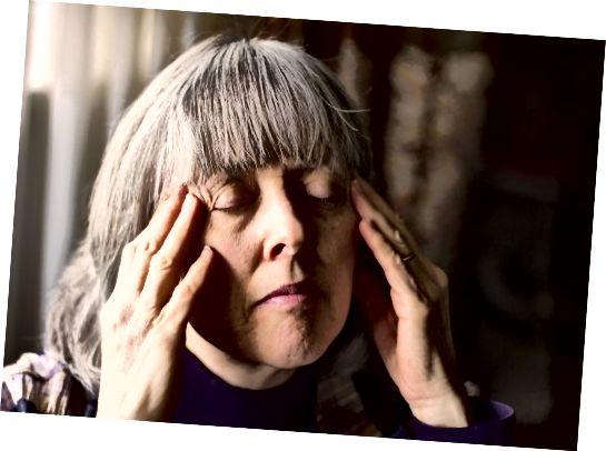 Stresul și anxietatea pot contribui la mirosul corpului.
