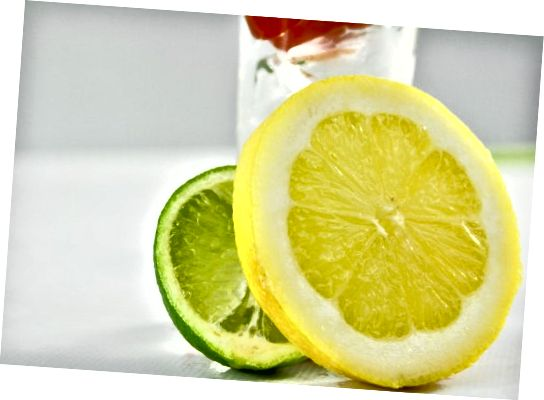 Osvěžte se citrónovou trávou a pomerančem.