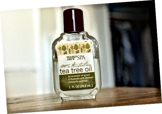 Ulei de arbore de ceai