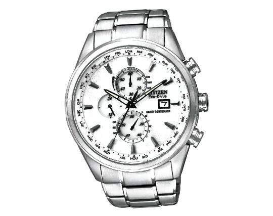 Citizen Eco-Drive World Chronograph AT Watch