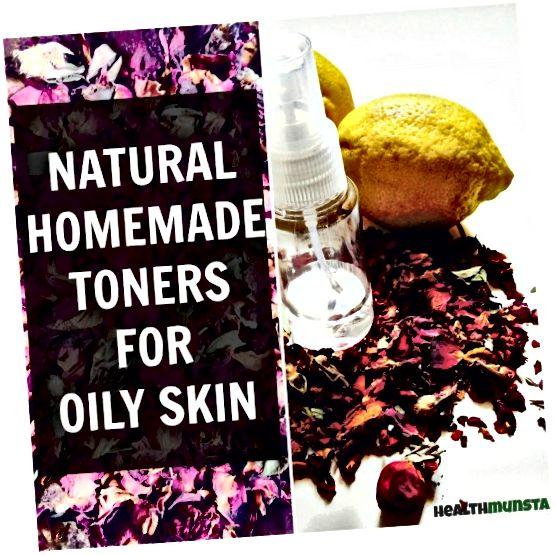 Läscht déi chemesch Toneren a maacht Ären eegene hausgemaachte natierlechen Toner mat sanften & sécher Zutaten.