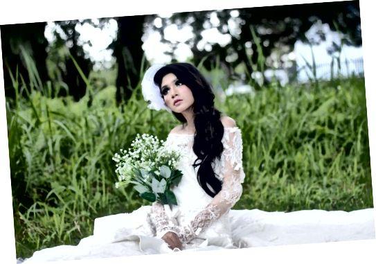 Vẻ đẹp cô dâu bắt đầu với làn da của bạn.