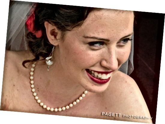 De perfecte bruidslook zorgt ervoor dat u zich comfortabel en mooi voelt.