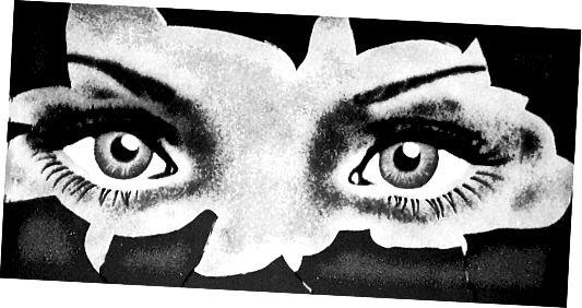 Ošetrujte pokožku okolo očí jemnou a láskyplnou starostlivosťou.