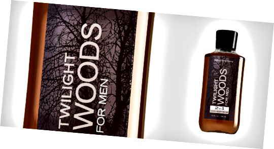 شستشوی بدن Twilight Woods
