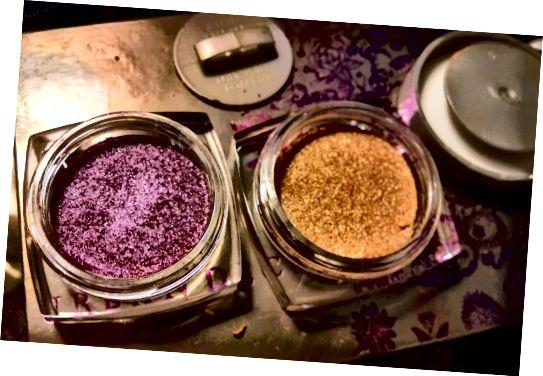 L'Oreal's Burst into Bloom & Amber Rush