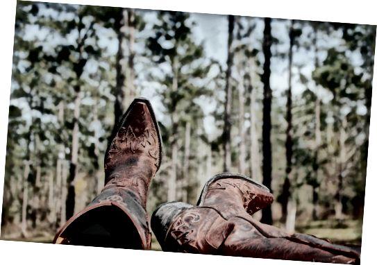 चरवाहे जूते के साथ एक प्रेम संबंध