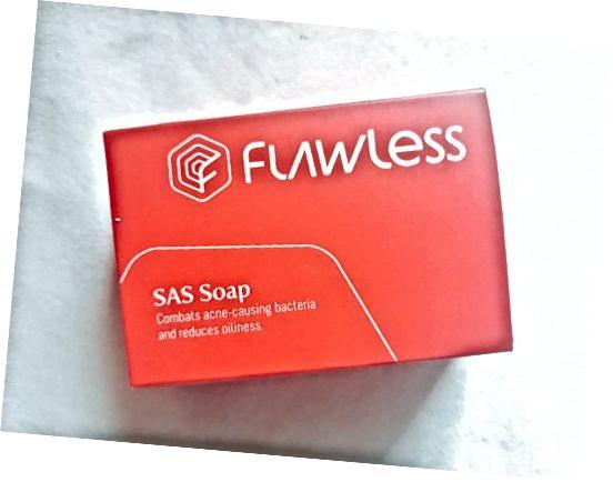 Το σαπούνι SAS
