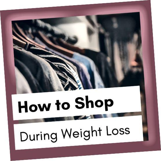 वजन कम करने के लिए कैसे खरीदारी करें