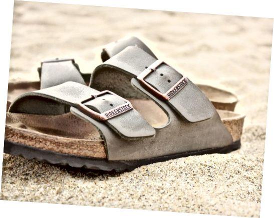 Birkenstock Sandalet - CC0 Public Domain Görüntüsü