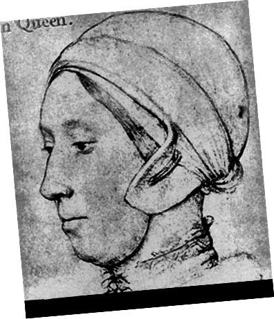 Žena na sobě coif