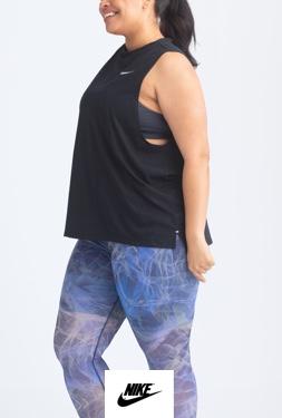 Nějaké oblečení velikosti plus přijaté od Stitch Fix od Nike.