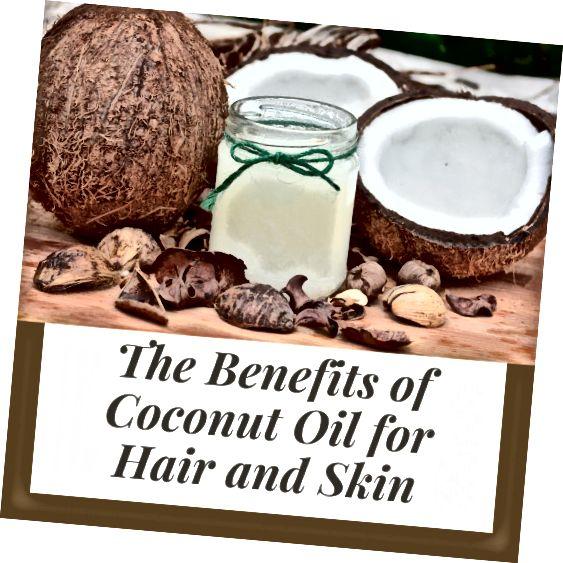 Εκτός από πολλά οφέλη όταν καταναλώνεται εσωτερικά, το λάδι καρύδας είναι επίσης ένα από τα καλύτερα ενυδατικά για το δέρμα και τα μαλλιά σας.