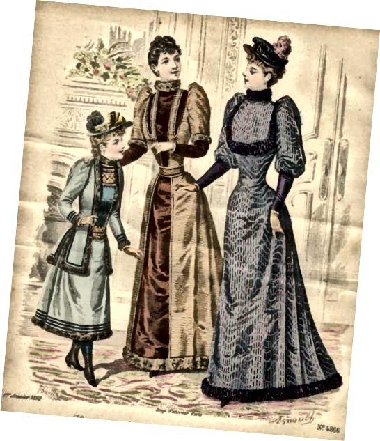 Таблиця моди 1892 року 2.