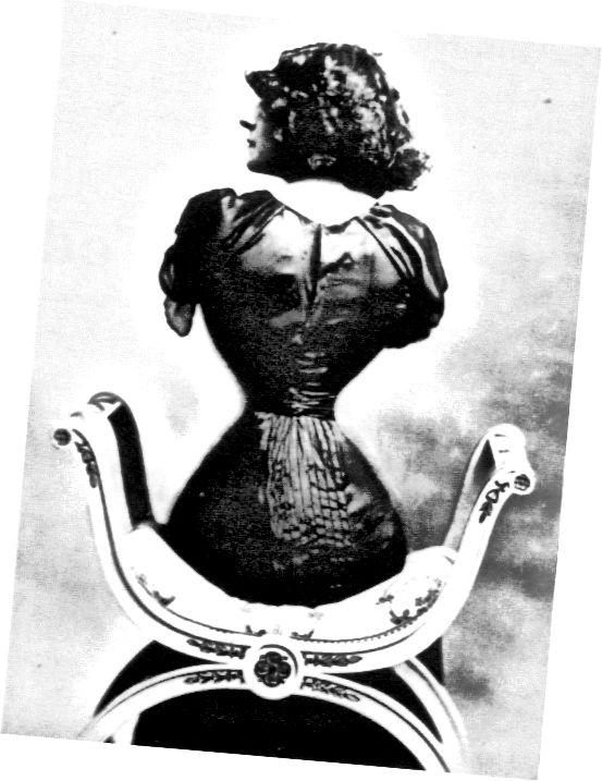 에밀리 마리 바우 카우, 1874–1939