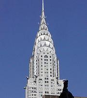 De Gewier vum Chrysler Building