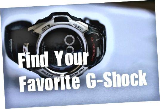 Przejrzyj osiem najlepszych zegarków Casio G-Shock i sprawdź, który z nich jest odpowiedni dla Ciebie.