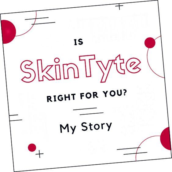 Po preskúmaní rôznych postupov utiahnutia pokožky som šiel s SkinTyte - a som rád, že som to urobil.