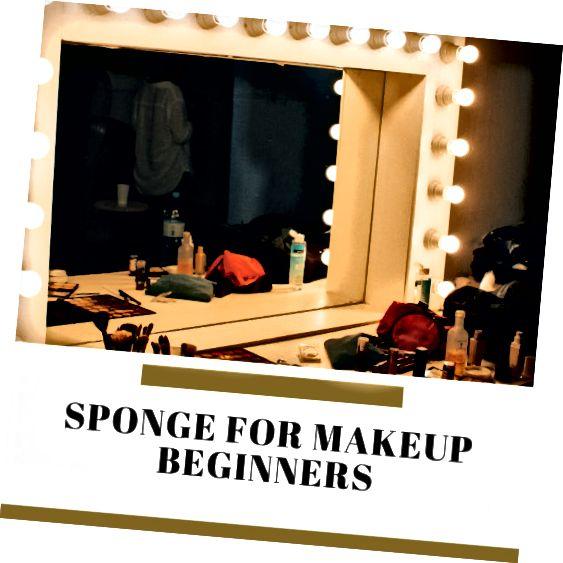 Naučte se tajemství, jak vybrat správnou make-up houbu.