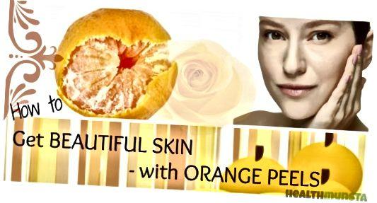فکر می کنید پوست پرتقال بی فایده است؟ خدا هرگز بدون هدف چیزی نمی آفریند! لایه برداری پرتقال نیروگاهی از مواد مغذی است که می تواند به زیبایی و شادابی و درخشندگی پوست شما کمک کند! قبل از آشغال زدن آن را امتحان کنید!