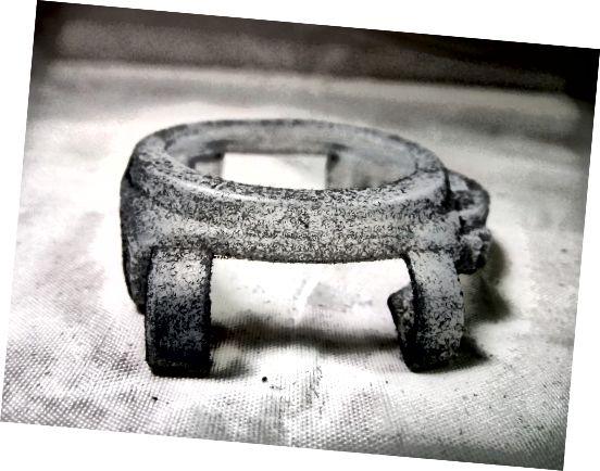 Silikónové tesnenie použité na ochranu mojej repliky Panerai Luminor Marina