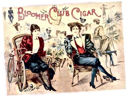 Cigar Box Lid ປະມານປີ 1890