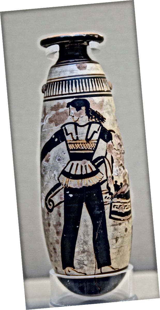 Amazon: ຜູ້ຍິງໃສ່ໂສ້ງຂາຍາວປະມານ 470 BC (BCE)
