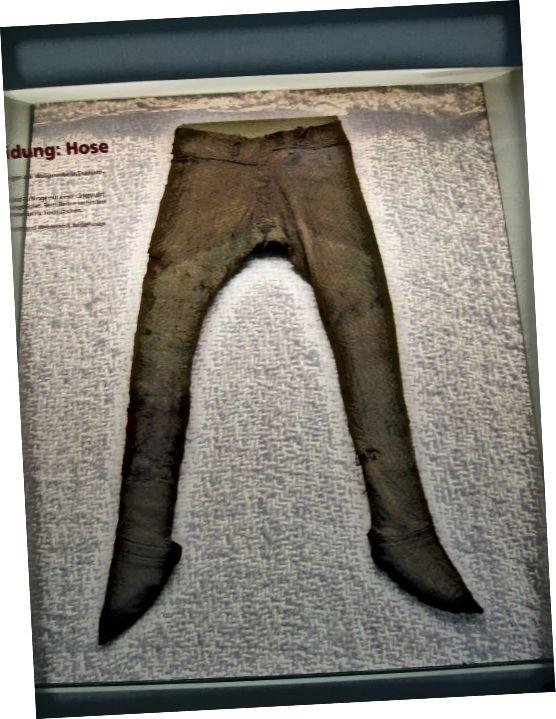 Thorsberg Pants 1st Century AD (CE)