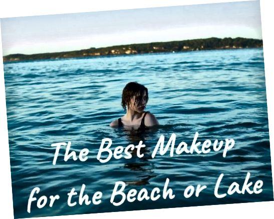 Giữ một khuôn mặt tươi mới bên bờ biển không khó nếu bạn có sản phẩm phù hợp.