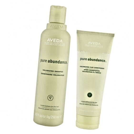 Aveda Pure Abundance Volumizing Shampoo & Pure Abundance Volumizing Clay kondicionieris