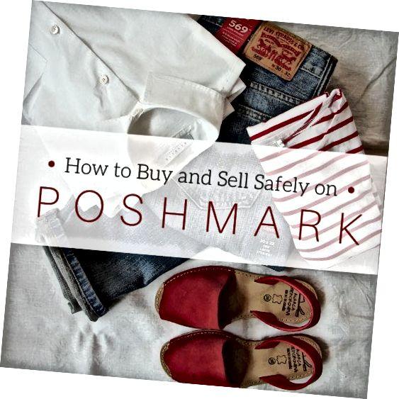 Poshmark est un endroit sûr pour acheter en ligne des styles légèrement utilisés à des prix abordables.