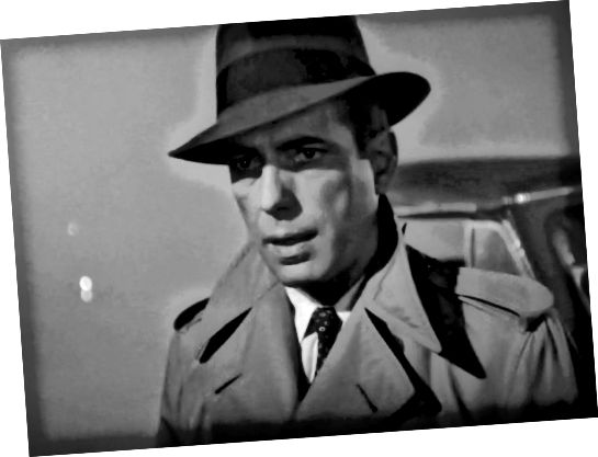 Fedora Humphrey Bogart v