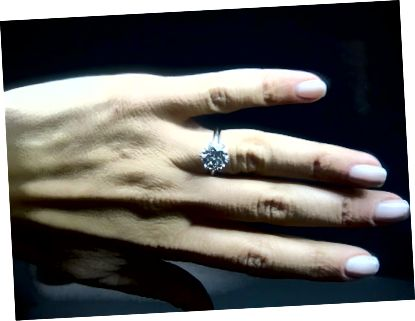 Vyberte si dobre rezaný diamant, ktorý bude trblietať jej prst!