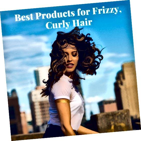 Αυτά τα προϊόντα θα σας βοηθήσουν να διορθώσετε τα χειρότερα προβλήματα με τα σγουρά μαλλιά.