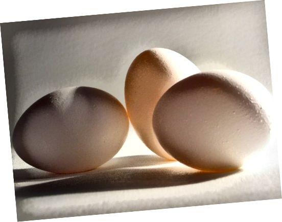 Kdo by věděl, že byste mohli udělat šampon s vejci ?! Mysl fouká!