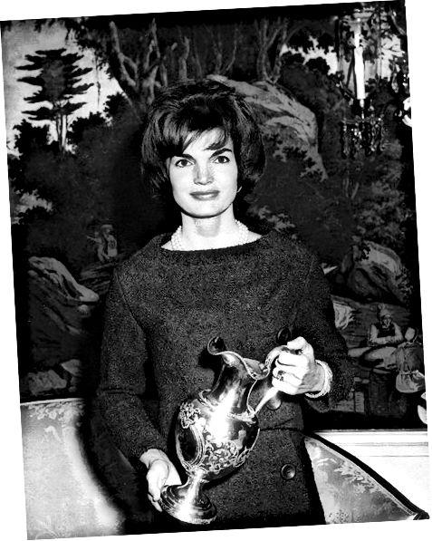 Jackie Kennedyová