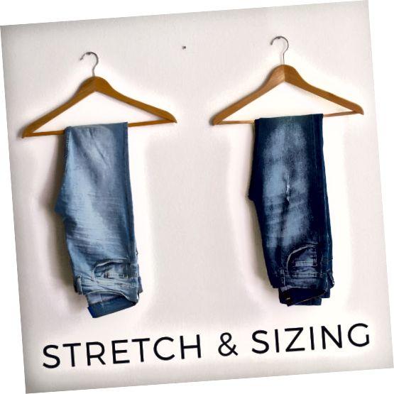 Αλλά περιμένετε, υπάρχουν περισσότερα! Το τέντωμα και το ύψος είναι δύο ακόμη πράγματα που πρέπει να λάβετε υπόψη όταν ψωνίζετε για παντελόνι.