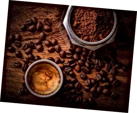 너무 많은 커피에서 카페인 버즈를 얻는 것에 대해 걱정할 필요가 없습니다!