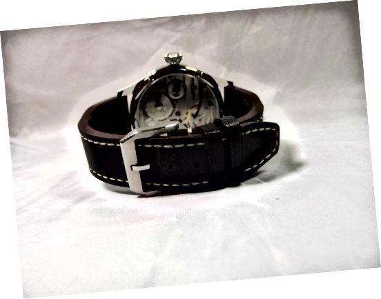 Μηχανικό ρολόι Parnis Mechanical με Seagull 6497 Movement