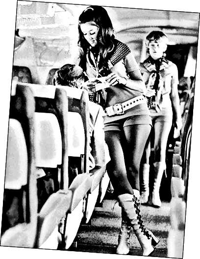 Letalska disko moda