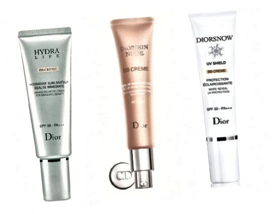 डायर अब त्वचा की चिंताओं और प्रकारों की एक श्रृंखला के लिए 3 अलग-अलग बीबी क्रीम प्रदान करता है