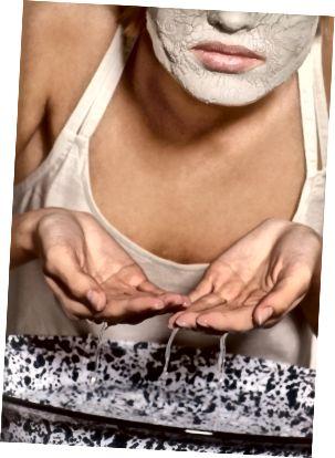 Mặt nạ làm sạch sâu lỗ chân lông là lý tưởng cho da dầu.