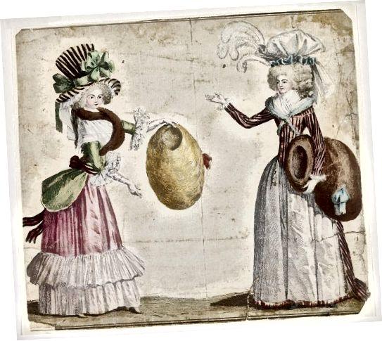1787 πλάκα μόδας