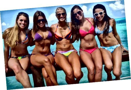 کمتر از 1 از 5 زن بیکینی را انتخاب می کنند. از این نکات برای زیبایی عالی و جلب توجه در ساحل استفاده کنید. (با این حال فراموش نکنید که آنچه واقعاً حساب می کند قلب و ذهن شماست.)