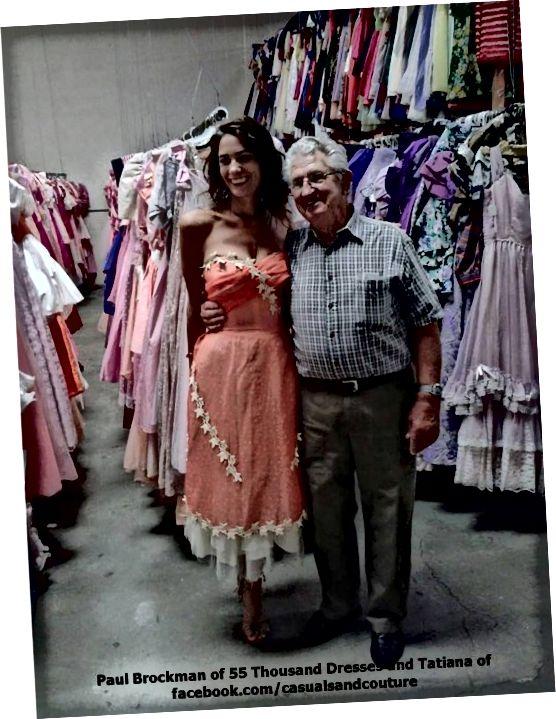 پاول بروکمن از 55 هزار لباس