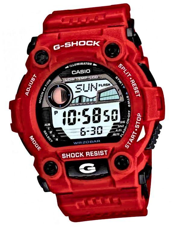 Το G7900A-4, το οποίο είναι κόκκινο.