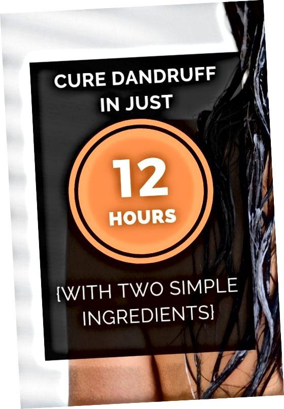 Tyto přírodní složky mohou poskytnout účinné lupiny, které udržují zdravou pokožku hlavy.