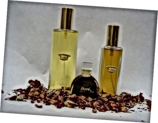 بطری های عطر Hové Crown