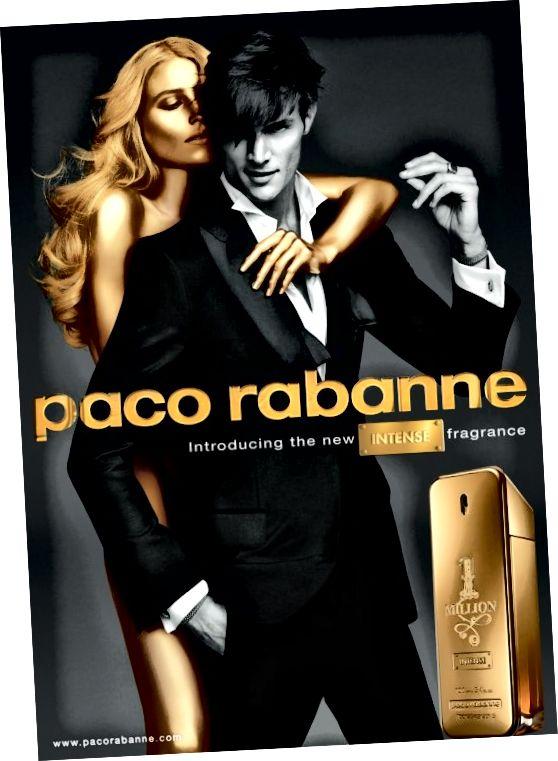 Ένα εκατομμύριο από τον Paco Rabanne
